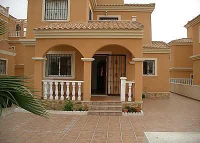 Villa in Spain, Quesada: External View of Villa Miranda