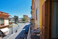 Apartment in Italy, Colli di Fontanella: Del Corso balcony on the main road