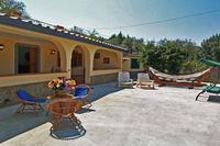 Villa in Italy, Sant' Agata sui due Golfi: Villa Antolusa patio and entrance
