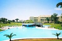 Apartment in Portugal, Alvor: Apartments from the lake size pool