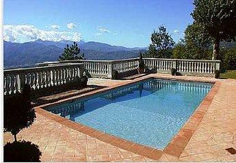 Villa in Italy, Coreglia Antelminelli: Private pool