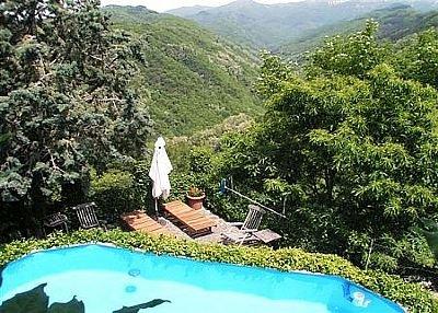 Villa in Italy, Coreglia Antelminelli: Private swimming pool