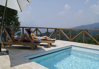 Villa in Italy, Coreglia Antelminelli: pool