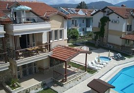 Diamond C4 Apartment, Calis Beach, Turkey
