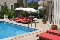 Villa in Turkey, Kalkan: The beautiful good sized pool