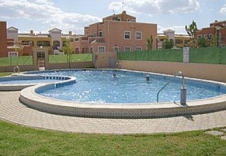 Apartment in Los Montesinos, Spain: pool area