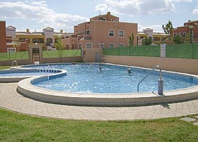 Apartment in Spain, Los Montesinos: pool area
