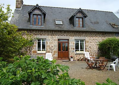 Farm house in France, Manche: La Grande Boissiere