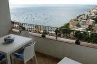 Apartment in Italy, Positano: 01 Sasà private terrace with Positano view