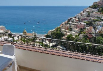 1 bedroom House for rent in Positano
