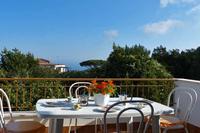 Apartment in Italy, Sant' Agata sui due Golfi: I Campi terrace