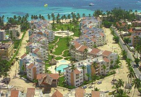 Apartment in Punta Cana, Dominican Republic: CONJUNTO