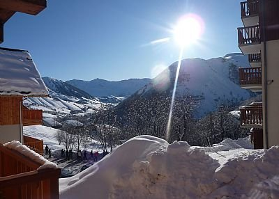 Owners abroad Apartment, Les Sybelles ski-resort