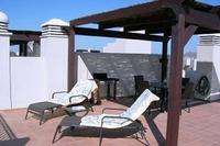 Penthouse_apartment in Spain, Roda Golf and Beach Club: sun on the terrace