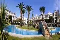 Apartment in Spain, Javea Arenal: Spectacular gardens and pool