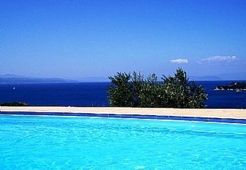 Villa in Greece, Skiathos: Pool Views