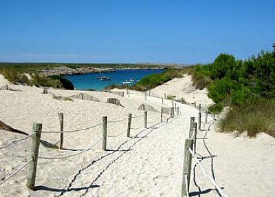 Apartment in Spain, Son Parc: Local beaches