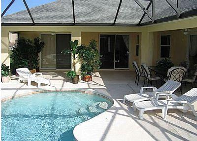 Villa in USA, Tuscan Ridge: The Pool