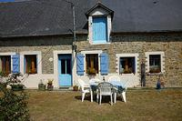 Farm_house in France, Ille-et-Vilaine: Front of the house 2010