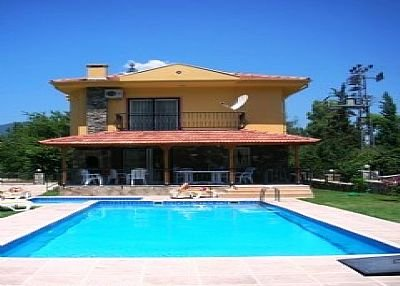 Villa in Turkey, Dalyan: The villa