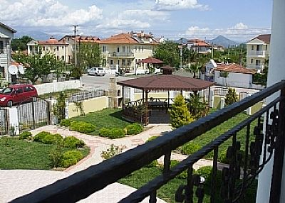 Apartment in Turkey, Turkish Aegean: View from balcony