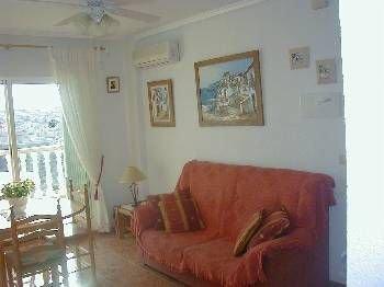 Apartment in Spain, La Zenia: Luxurious 3 bedroomed apartment with balcony.