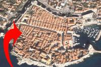 Apartment in Croatia, Dubrovnik Old Town: Position