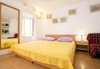 Apartment in Croatia, Dubrovnik Old Town: Main bedroom