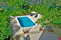 Apartment in Italy, Massa Lubrense: La Vigna pool area