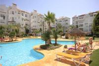 Apartment in Spain, Estepona East: Picture 1 of Ever popular Costalita pool area with plenty of su