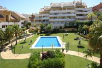 Apartment in Spain, Estepona East: Picture 1 of The urbanisation surrounds a large central landsca