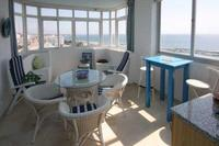 Apartment in Spain, Estepona East: Picture 1 of Spectacular sea views from the closed terrace