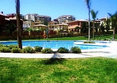 Apartment in Spain, Malaga to Marbella: Pool