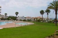 Apartment in Portugal, Praia da Gale: Garden and Pools