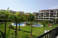 Apartment in Spain, La Cala Hills: View over gardens