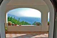 Villa in Italy, Sant' Agata sui due Golfi: 01 Villa Incanto sea view
