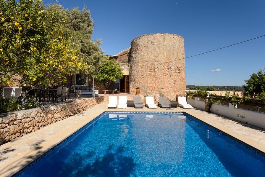 Villa in Spain, St Antoni de Portmany