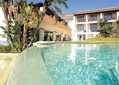 Villa in Portugal, Funchal (Lagos): Pool