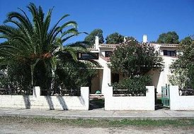 Costa Rei-House Corinne - 6 pax