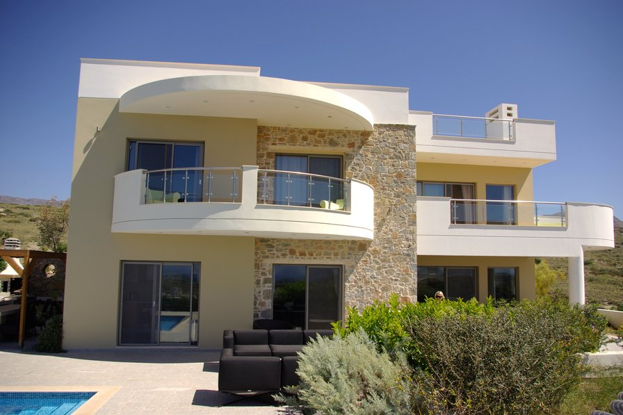 Villa in Greece, Lagkada