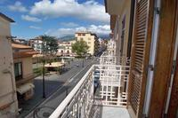 Apartment in Italy, Sorrento: Il Centrale balcony on the main square
