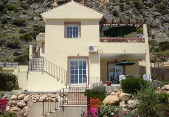 Villa in Spain, Sierra Gorda: Casa Sunflower