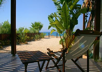Owners abroad Latchi Beachfront Villa