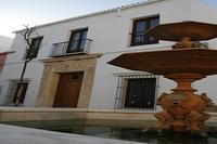 Apartment in Spain, Costa de la Luz - Cadiz: Entrance