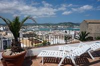 House in Spain, IBIZA TOWN: Casa Nueve Terrace view