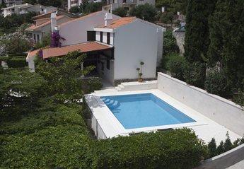 5 bedroom Villa for rent in Baska Voda