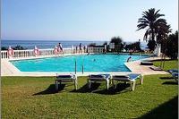 Costa del sol beachfront apartment