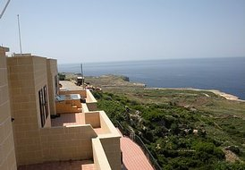 House West 180 deg sea views Zebbug Gozo