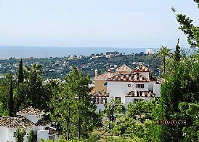 Villa in Spain, Nueva Andalucía: Views