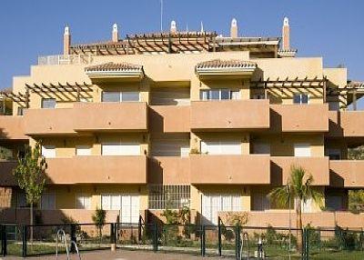 Apartment in Spain, La Cala de Mijas: Apartment Complex